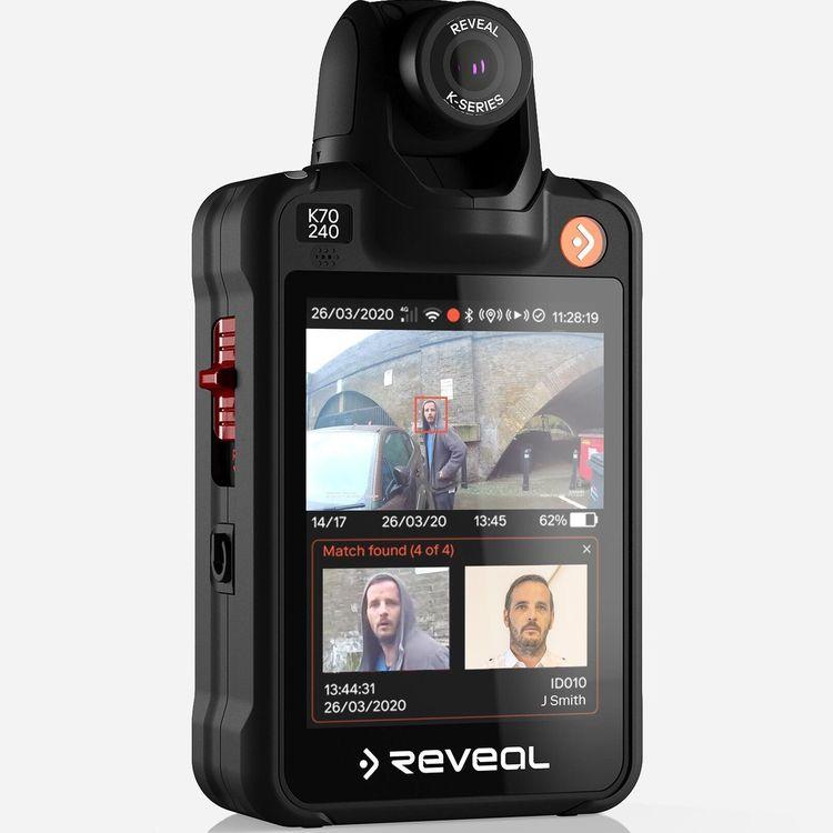 AI Body Cameras K Series