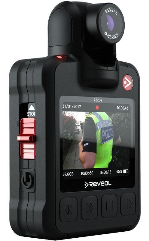 D5Body Camera - Reveal