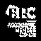 BRC Associate Member 2021 22 WHITE