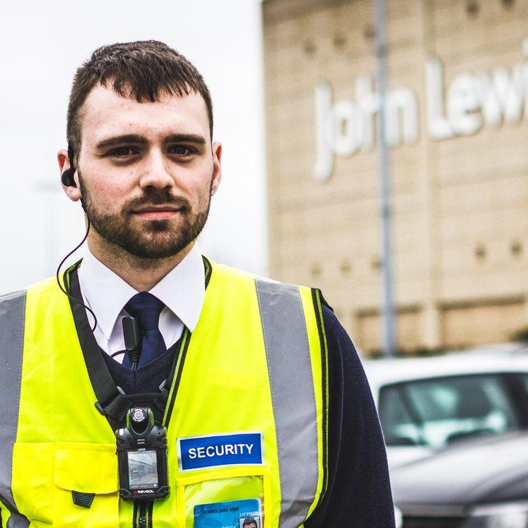 Security John Lewis 2