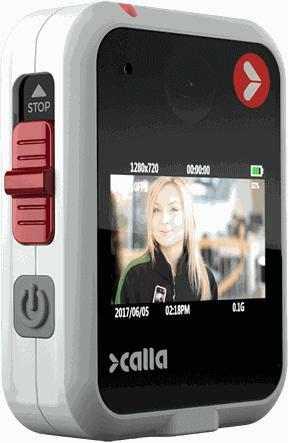 Calla Body Camera